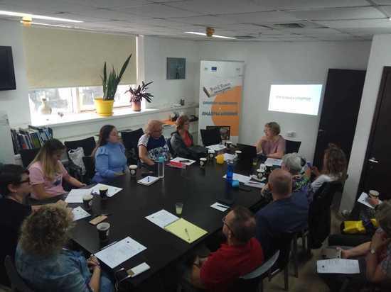 Впервые в Израиле открылся курс блогеров для русскоязычных репатриантов