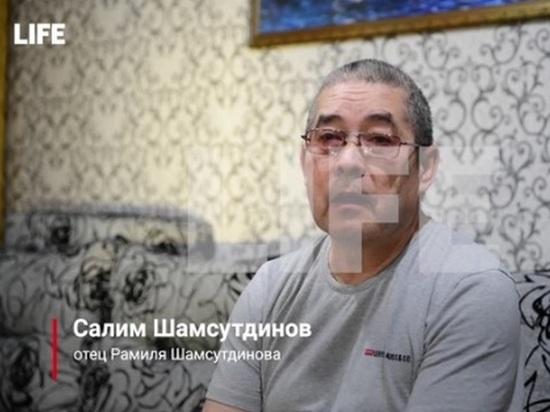 К расстрелявшему 8 человек в Горном солдату приехал отец