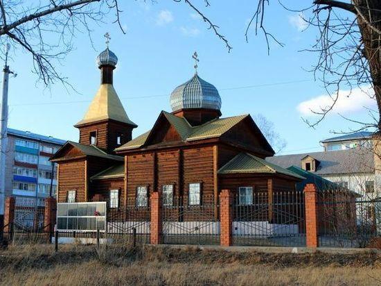Задержан подозреваемый в краже из храма в Забайкалье