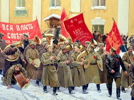 В Абакане пройдет бесплатная лекция «Октябрь 1917 г. в Хакасии»