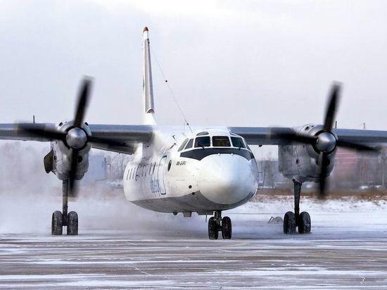 Аэропорт «Чара» закроют для самолетов Ан-24 из-за ремонта