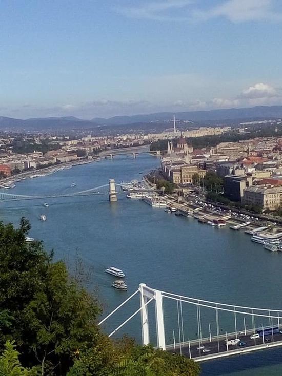 Будапешт, самодостаточный и свободный