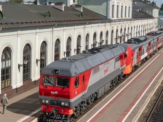 Три «псковских» поезда задержались в пути из-за похолодания