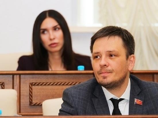 Алтайского депутата Андрея Волкова арестовали в зале суда