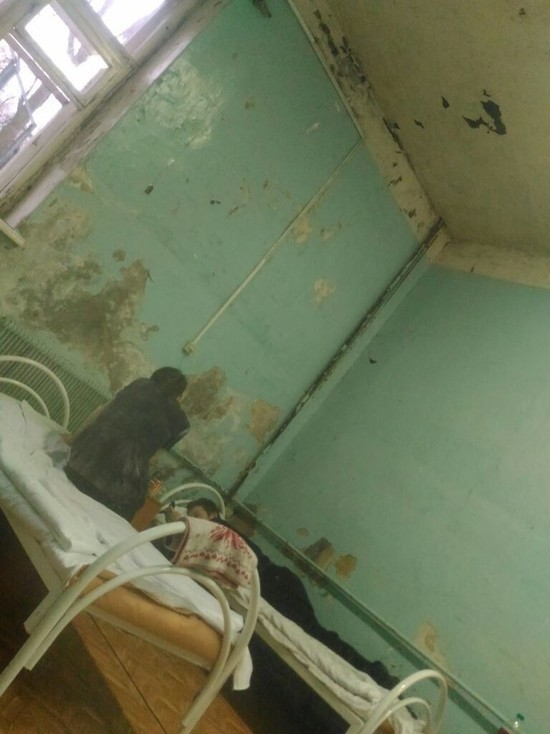 В социальных сетях разгорается скандал, связанный с состоянием больницы в Кинешме