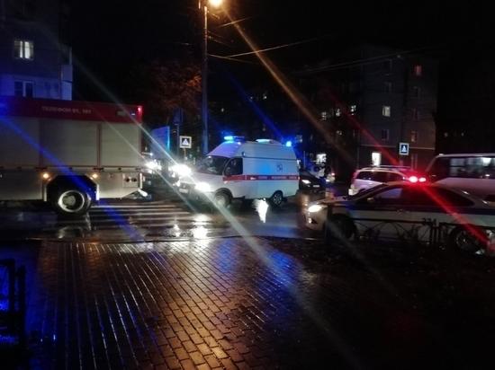 Сразу трех пешеходов сбили за вечер на улицах Калуги