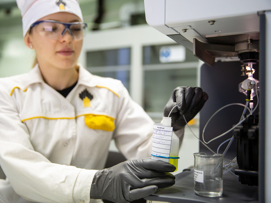 На АНХК наука помогает производству