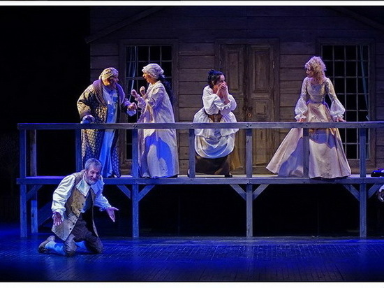 20 ноября в Марий Эл открывается театральный фестиваль «Мост дружбы»