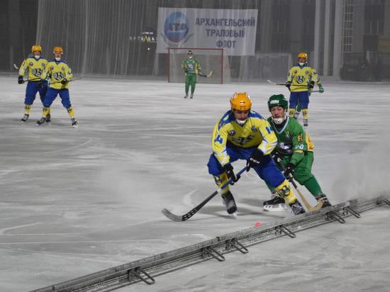 «Водник» одержал первую победу на чемпионате России