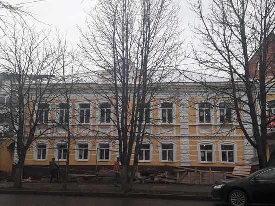 Дом Билибиных в Калуге восстановлен