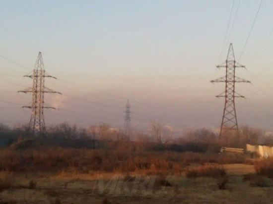 Синоптики заявили о неблагоприятных метеоусловиях в Чите
