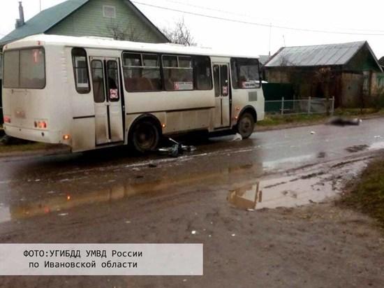 В Ивановской области произошло ДТП со смертельным исходом