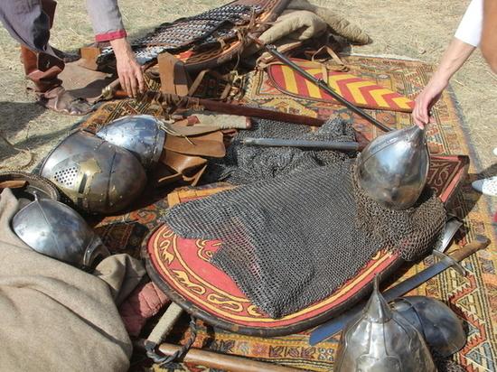 Под Саратовом нашли уникальное хранилище средневековой парфюмерии