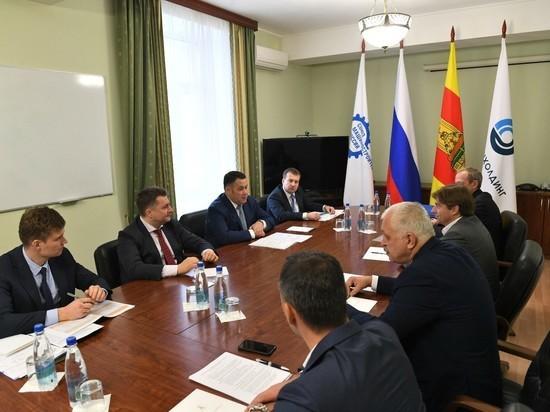 Согласно проекту, в Тверской области будет сконцентрирован целый ряд производств - от выпуска компонентов до современных вагонов нового поколения для скоростных поездов