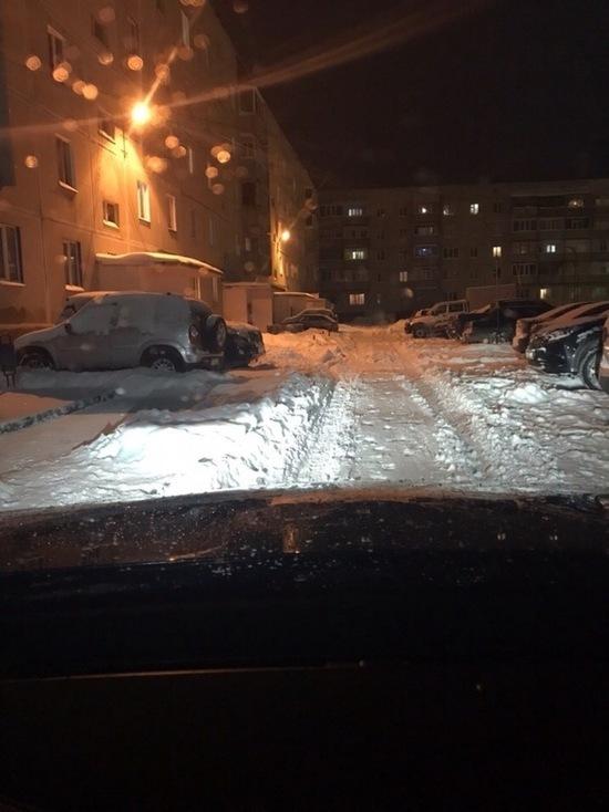 В администрации Муравленко рассказали, кто отвечает за уборку снега в городе