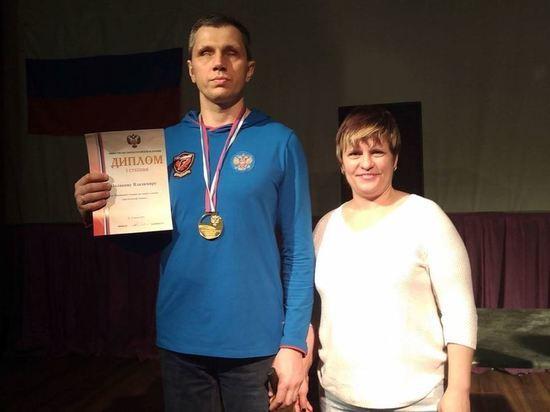 Звездный забег слепого учителя: житель Твери стал первым российским призером чемпионата