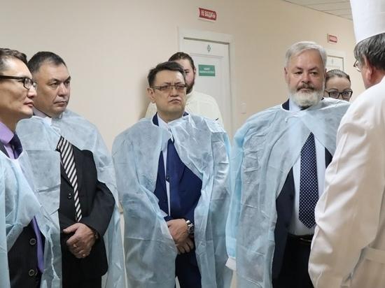В Омске прошел круглый стол врачей-онкологов России и Казахстана