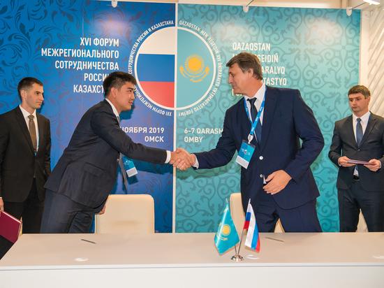 Омский НПЗ «Газпром нефти» и Павлодарский нефтехимический завод заключили соглашение о сотрудничестве и обмене опытом в области развития технологий нефтеперерабатывающего производства