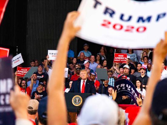 Президентские выборы в США: почему двузначное отставание Трампа — не катастрофа
