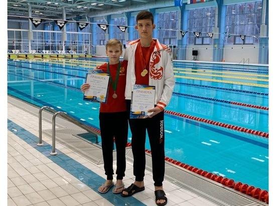 Пловцы из Серпухова стали призерами соревнований «Я стану олимпийцем»