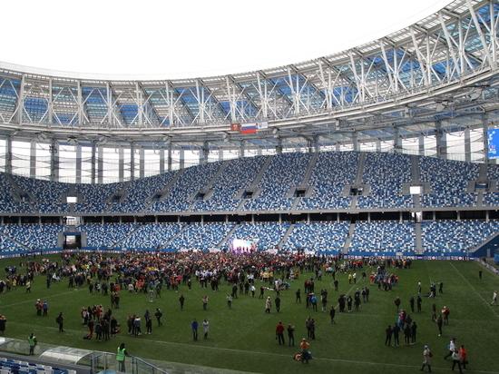 Стадион «Нижний Новгород» передан на баланс региона