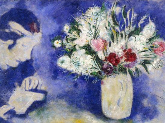 239 картин Шагала покажут в