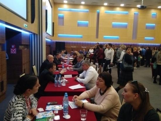 В Волгограде прошли переговоры на международной бирже контактов