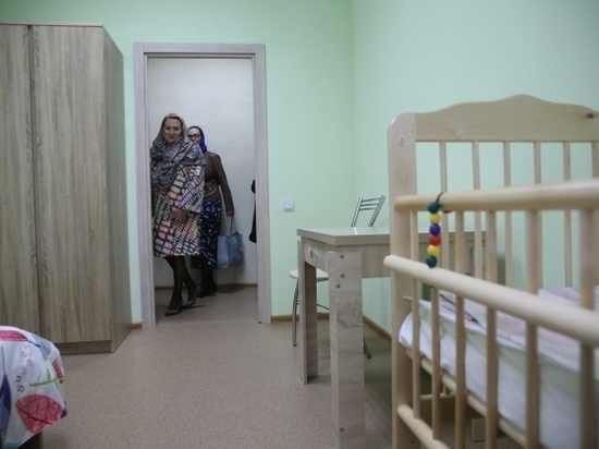 В Волжском заработал приют для беременных женщин, попавших в беду
