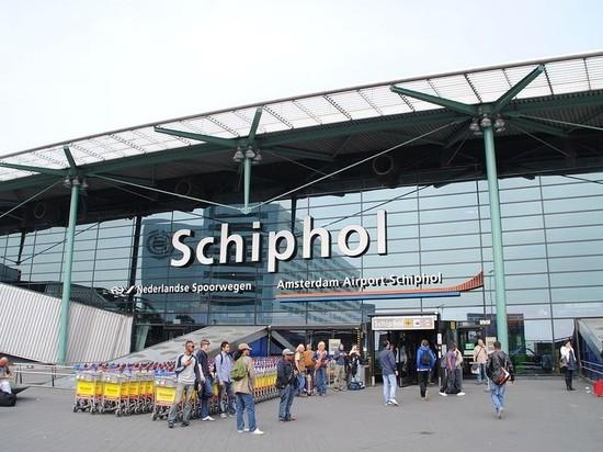 В голландском аэропорту Схипхол расследуют
