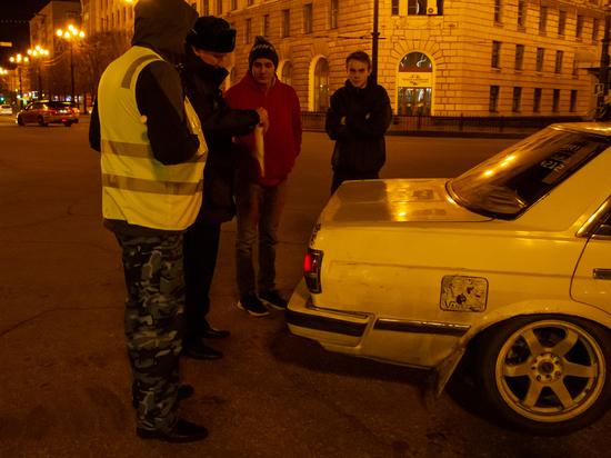 «Охота» на пьяных водителей прошла в Хабаровске