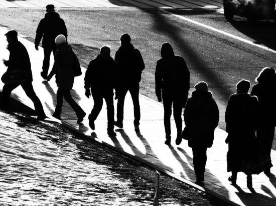 Численность россиян сокращается четвертый год подряд