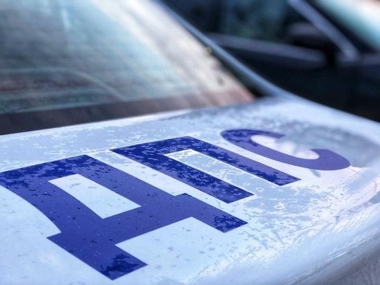 В Тверской области мужчина пострадал в ДТП