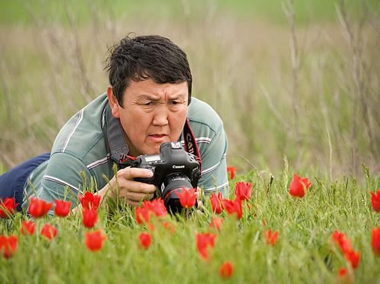 Выставка калмыцкого фотохудожника проходит на острове Тайвань