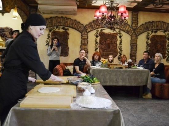 В Иванове прошел мастер-класс грузинской кухни