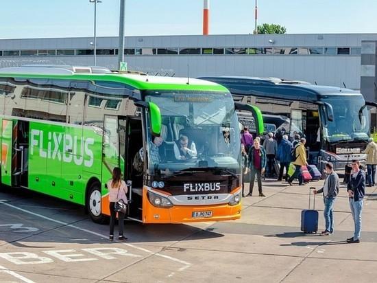 Германия: Впервые с FlixBus из Гданьска в Калининград