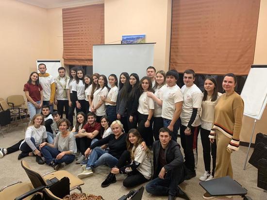 Молодежь СКФО ведет «Межкультурный диалог» в Архызе