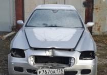Полиция Петербурга раскрыла лже-аварию с участием Maserati