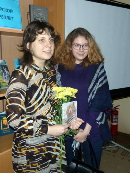 Молодая поэтесса из Тверской области написала книгу про спаниеля Сталина