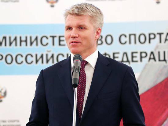 Министр спорта Колобков отреагировал на информацию о манипуляциях РУСАДА данными