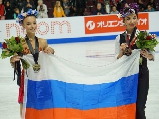 Щербакова уже заявила о себе в Китае: анонс этапа Гран-при в Чунцине