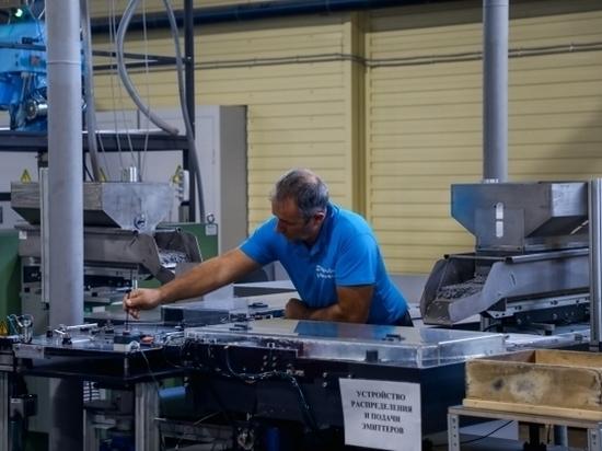 Андрей Бочаров: «В регионе открылось  уникальное импортозамещающее производство»