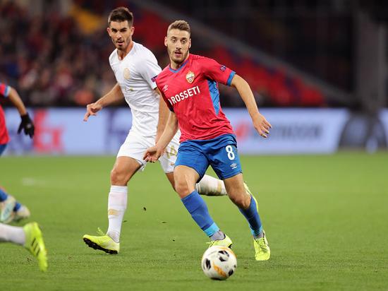 «Ференцварош» и ЦСКА сыграли вничью, как это было: онлайн матча ЛЕ
