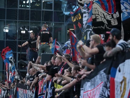 Фанатам ЦСКА в Будапеште не рады: им даже не продают билеты