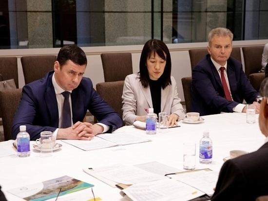 Дмитрий Миронов встретился с вице-президентом торговой ассоциации РОТОБО в Японии