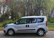 Работаем и отдыхаем вместе с универсалом повышенной вместимости FIAT Doblo
