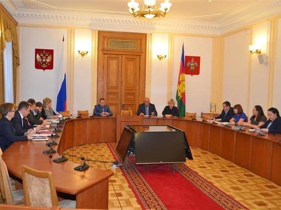 В ЗСК обсудили аспекты медицинской реабилитации детей в крае