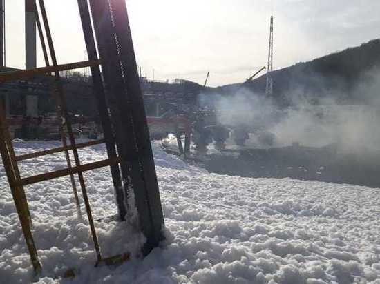 Число пострадавших в пожаре на новороссийской нефтебазе выросло до 6: СК проводит проверку