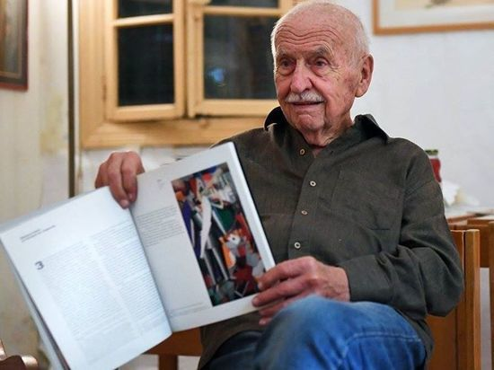 О ливанской судьбе внука художника Серова рассказали кинематографисты