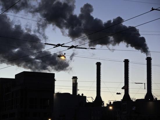 Названы города с самым загрязненным воздухом в России