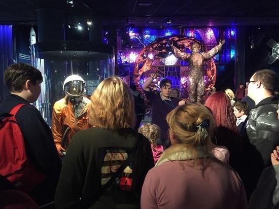 Дети из Ленского района побывали в Музее космонавтики